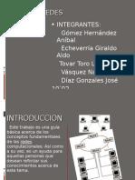TIPOS DE REDES ITSI