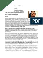 Asif Ali Zardari Case History at Citi