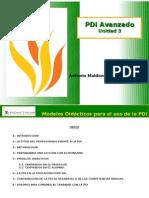 Didactica PDI Unidad 3