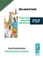 Abus sexuel et inceste (SPDTS - 2013)