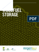 Woodfuel Storage