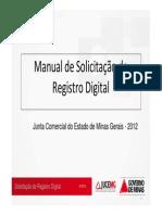 Manual Registro Digital