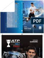 2013 ATP World Tour Media Guide