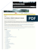 Www Enworld Org Forum Showwiki Php Title=1st Edition AD and D Collectors Guide
