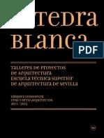 Catedra Blanca Baja Web Naranja