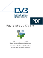 DVB-T facts