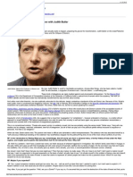 Willing the Impossible an Interview With Judith Butler