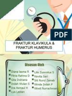 Fraktur Klavikula & Fraktur Humerus