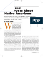 Myths and Stereotypes About Native Americans