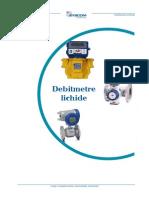 Debitmetre-lichide