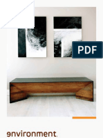 Environment Furniture Product Brochure
