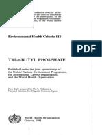 Tri n Butyl Phosphate