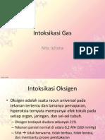 Intoksikasi Gas