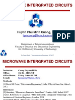Chapter1 Fundamentals of Microwave Engineering
