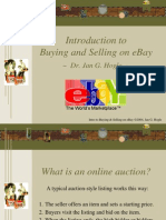 Intro to Ebay