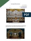 Cosmology of the Iconostasis