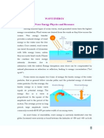 Wave Energy Physics
