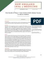 Malaria Vaksin
