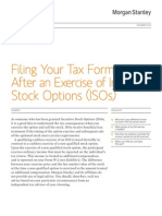 2013 ISO Tax Guide