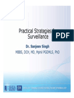 Practical Strategies for Surveillance