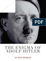 The Enigma of Adolf Hitler - by Leon Degrelle