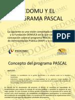 Fedomu y El Programa Pascal