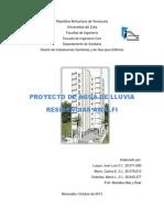 Intalaciones Sanitarias(Proyecto Agua de LLuvia).docx