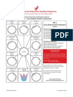 SSC 1 Healing Cards Sheet