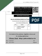 Faculty Advt 051113