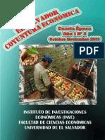 El Salvador Coyuntura Económica (Cuarta Epoca año1, número 2)