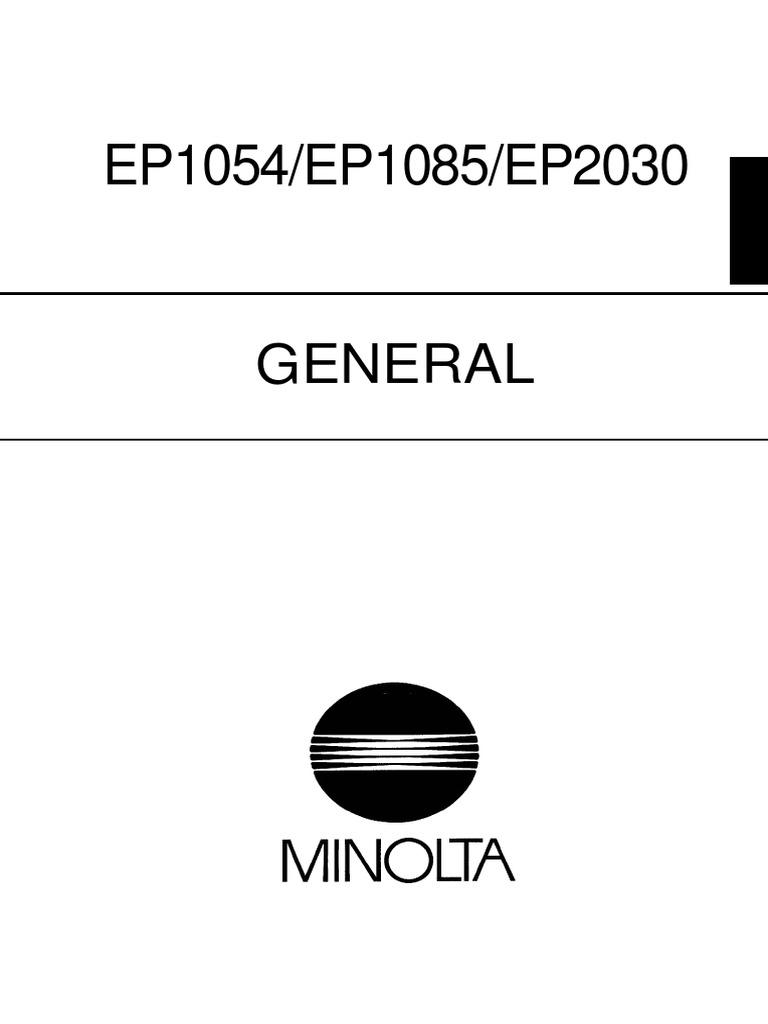 Service Manual Konica Minolta | Image Scanner | Ac Power Plugs And Sockets
