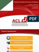 Presentación Plan Capacitacion BPM 26-09-2013