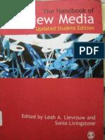 The Handbook of New Media Student Ed