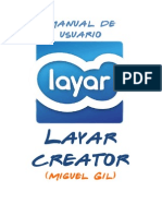 Manual de Usuario de Layar Creator
