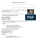 2ASC The Simple Present and some exercises.docx