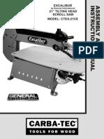 CTEX 21CE Manual