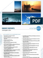 Visiongain Energy Report Catalogue EI