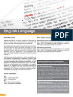 AS A2 Course - English Language