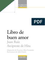 El Libro de Buen Amor_INFANTO JUVENIL