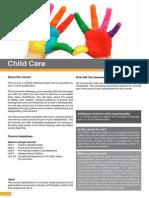 Level 3 - Childcare