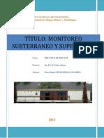 Monitoreo Sbt y Spf