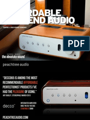 affordable high-end audio: Guide To