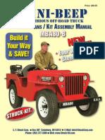 Mini-beep Manual - Sneek Peek
