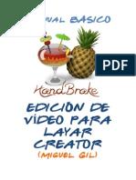 Manual editar video para Layar Creator