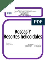 Roscas y Reoltes