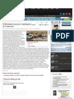 2013.11.28 - Il Tempo - MiBACT blocca i lavori a Cupinoro