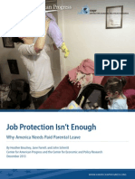 Job Protection Isn't Enough