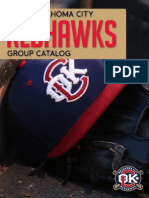 2014 OKC RedHawks Group Catalog