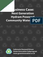 Business Case Next Generation Hydram Powered Community Water Pump