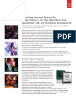 Adobe Hardware Performance White Paper 2012-06-27